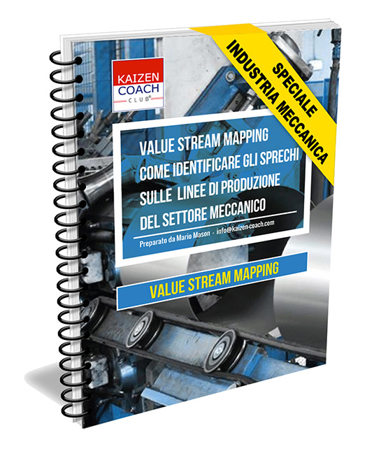manuale value stream mapping